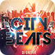 City Beats Flyer - GraphicRiver Item for Sale