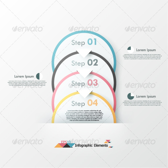 GraphicRiver Modern Infographics Options Banner 6133817
