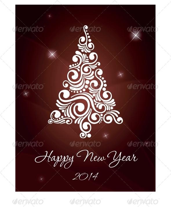 GraphicRiver Merry Christmas Card 6209792
