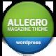 Allegro – Multipurpose News, Magazine Theme (News / Editorial) Download