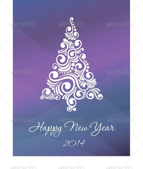 GraphicRiver Merry Christmas Card 6209815