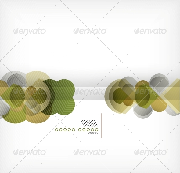 GraphicRiver Abstract Geometric Shape Background 6210336