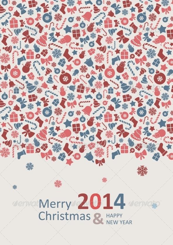 GraphicRiver Merry Christmas Card 6210498