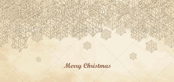GraphicRiver Merry Christmas Card 6210518