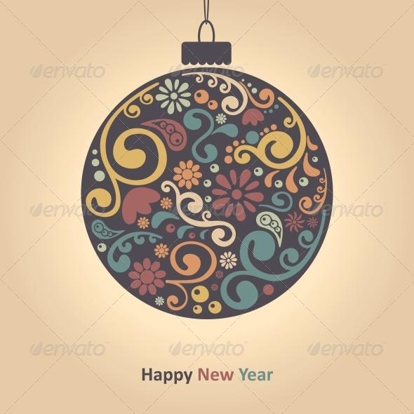 GraphicRiver Merry Christmas Card 6210573