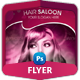 Beauty Saloon Flyer Template - GraphicRiver Item for Sale