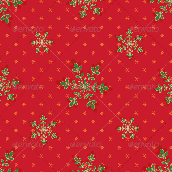 GraphicRiver Background with Snowflakes 6211001