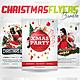 Christmas Flyers Bundle - GraphicRiver Item for Sale