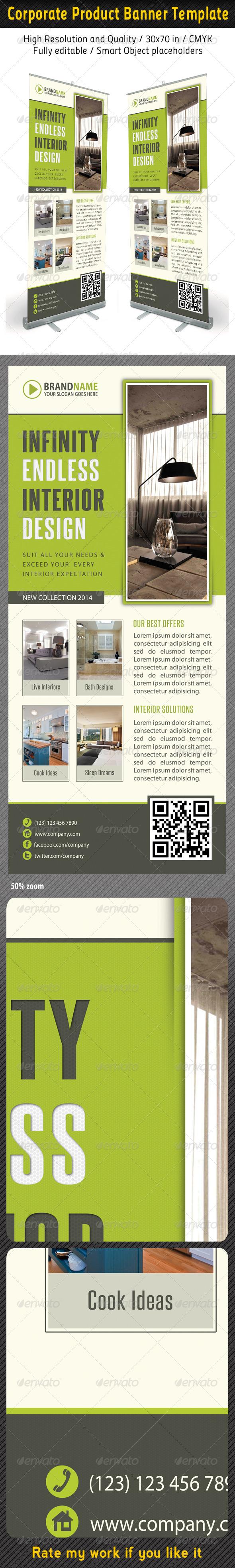 GraphicRiver Corporate Multipurpose Banner Template 31 6211181