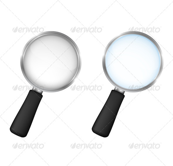 GraphicRiver Magnifying Glass 6211998