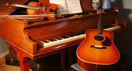 Piano / Acoustic Guitar
