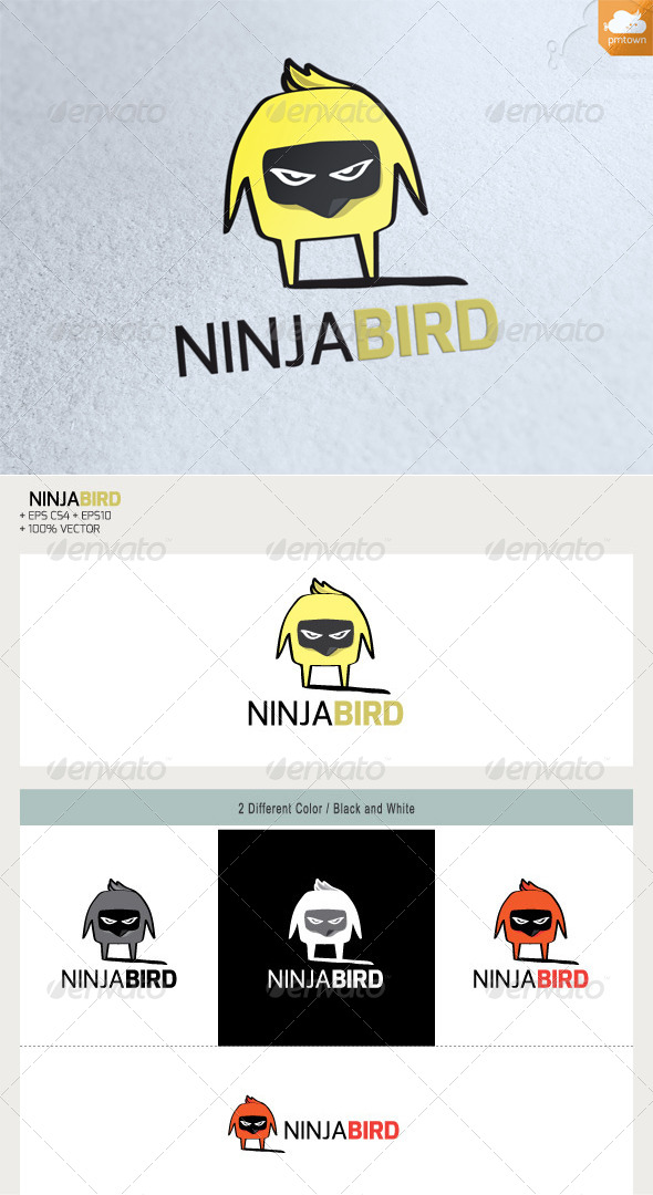 GraphicRiver NinjaBird 6213050