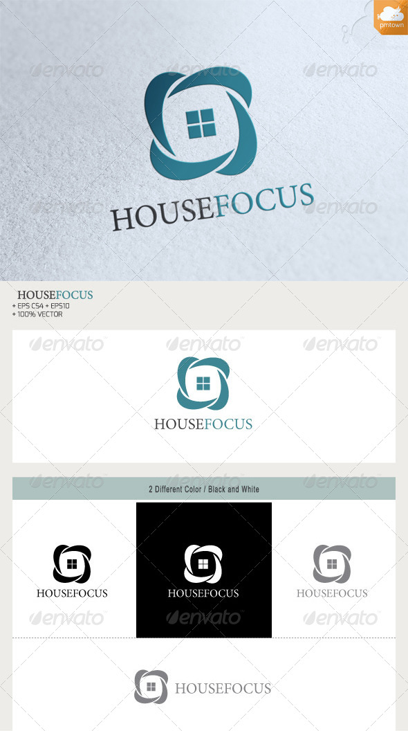 GraphicRiver HouseFocus 6213146