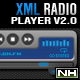 Flash XML Radio Player V2.0 - ActiveDen Item for Sale