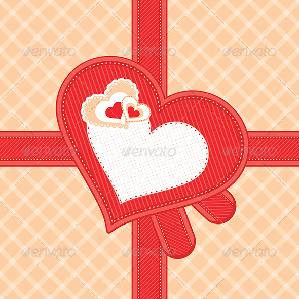 GraphicRiver Valentine s Day Card 6213845