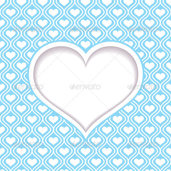 GraphicRiver Valentine s Day Card 6213847