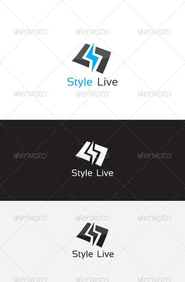 GraphicRiver S Letter Electric Logo 6213885