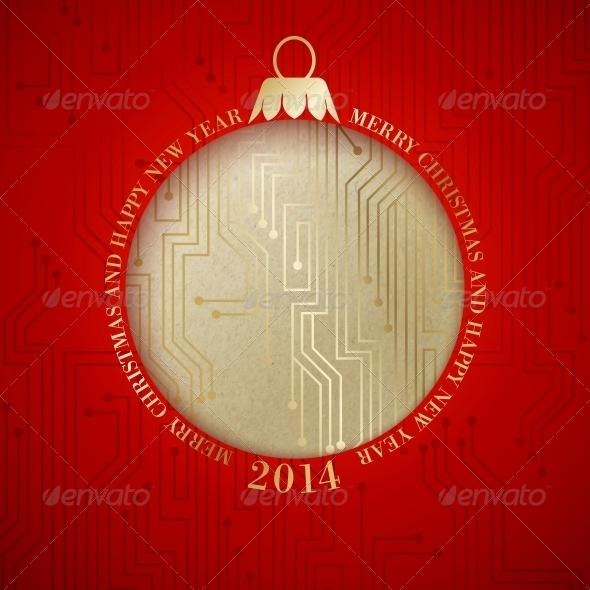 GraphicRiver Microprocessor Circuitry 6214107
