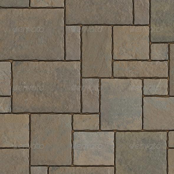 3DOcean Tileable Paving Stones 6214419