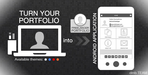Download Freelancer Showcase Application nulled download