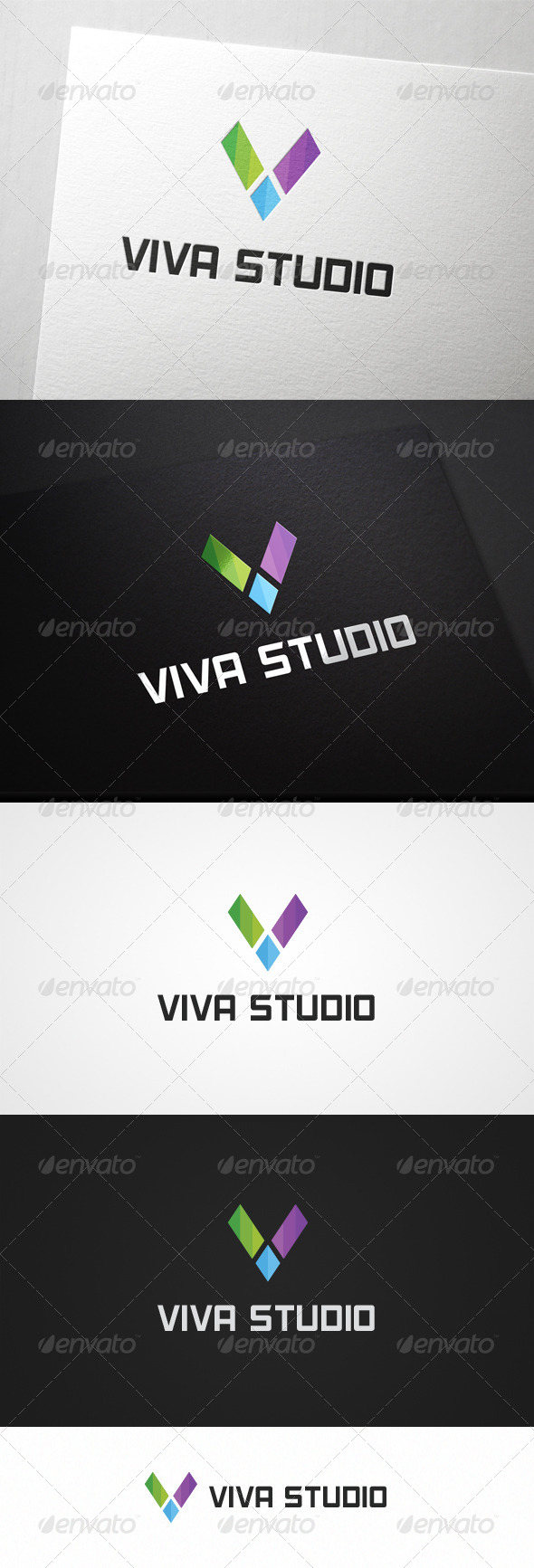 GraphicRiver Viva Studio 6216216