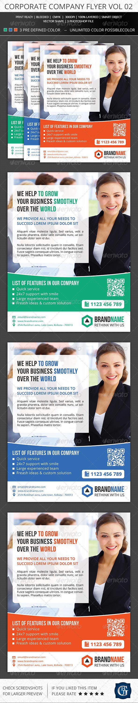 Corporate Creative Flyer Vol 02 - Corporate Flyers
