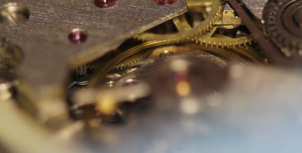 The Clock Mechanism 5 in 1