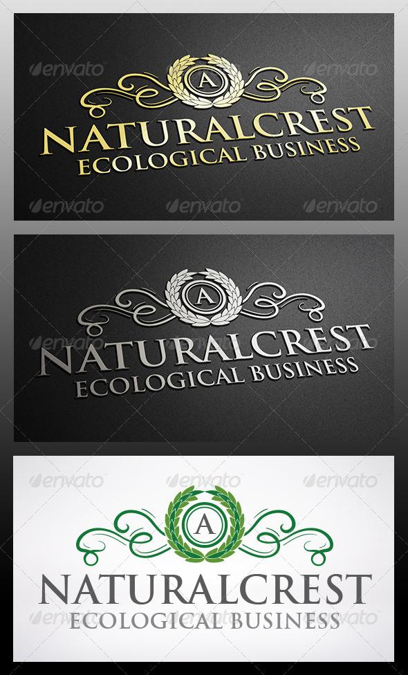 Natural Crest Logo