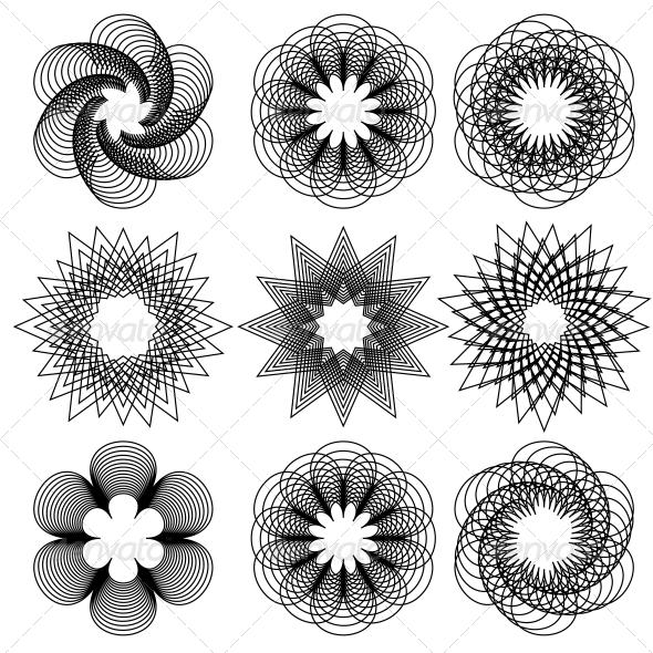 GraphicRiver Spirals 6218346