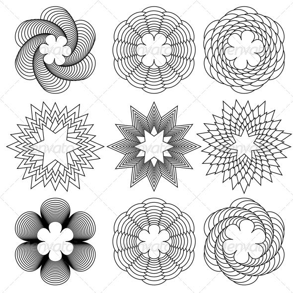 GraphicRiver Spirals 6218401