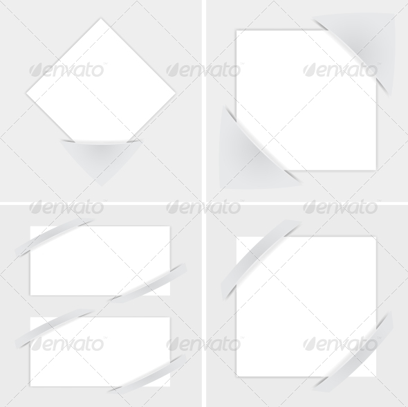 GraphicRiver Paper Leaf 6218704
