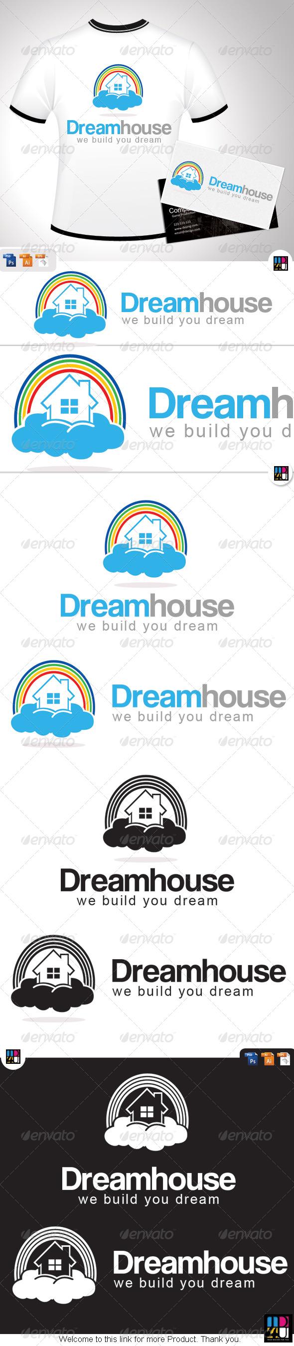 GraphicRiver Dream House We Build Your Dream 6218949