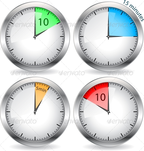 GraphicRiver Timers 6218951