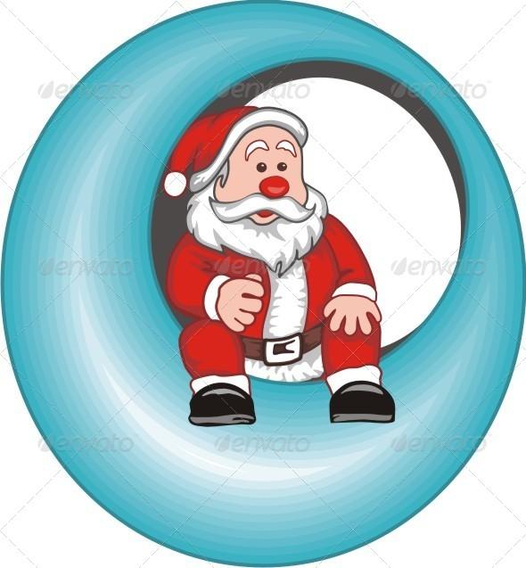 GraphicRiver Santa Claus 6219628