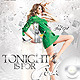 Flyer Tonight is for Girls - GraphicRiver Item for Sale