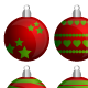 Set of Christmas Bulbs - GraphicRiver Item for Sale