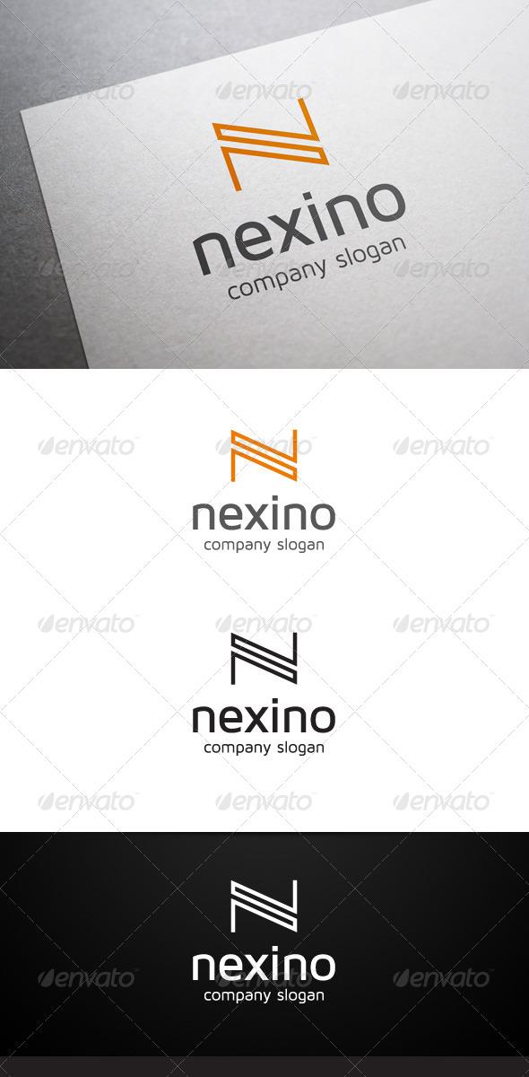 Nexino N Letter Logo