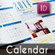 A3 Horizontal 2014 Calendar Template VOL.2 - GraphicRiver Item for Sale