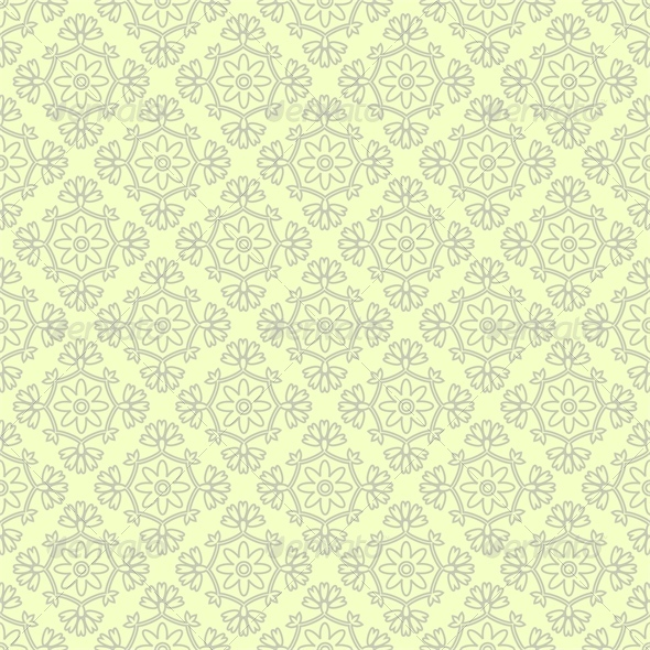 GraphicRiver Damask Pattern 6220391