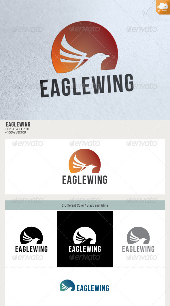 GraphicRiver EagleWing 6221141