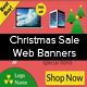Christmas Sale Web Banners - GraphicRiver Item for Sale