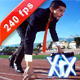 Businessman On Running Track - VideoHive Item for Sale