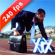 Business At Starting Line - VideoHive Item for Sale