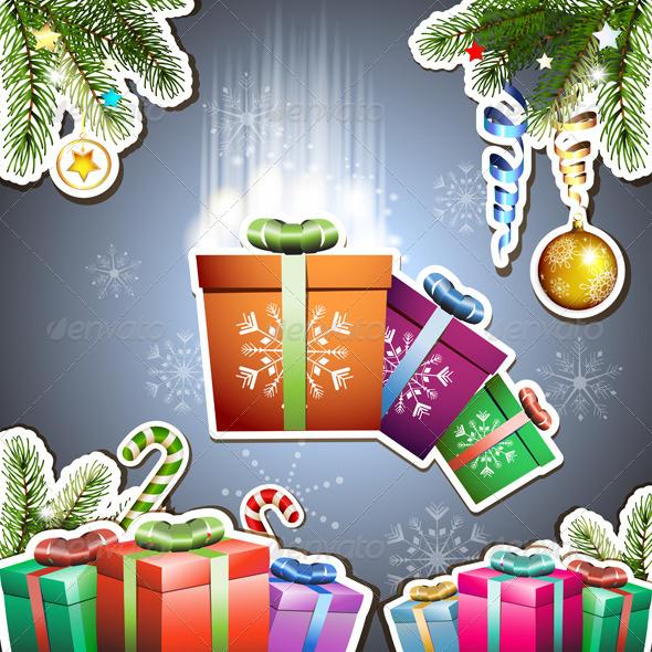 GraphicRiver Christmas Card 6223041