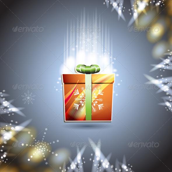 GraphicRiver Christmas Card 6223072