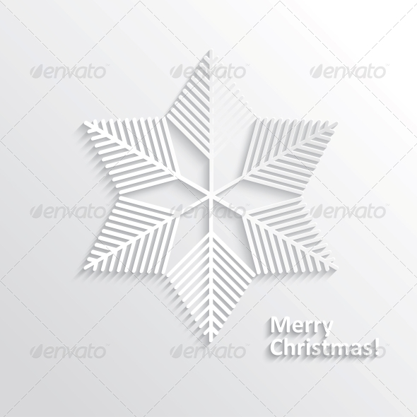 GraphicRiver Design Snowflake 6223158