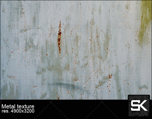 GraphicRiver Painted Rusty Metal 6224956