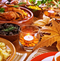 Thanksgiving table decoration - PhotoDune Item for Sale