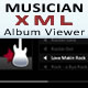 Musician Album Viewer - ActiveDen Item for Sale