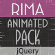 Rima jQuery - Animated Tabs And accordion Menu - CodeCanyon Item for Sale